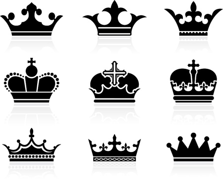 shadow: crowns design collection