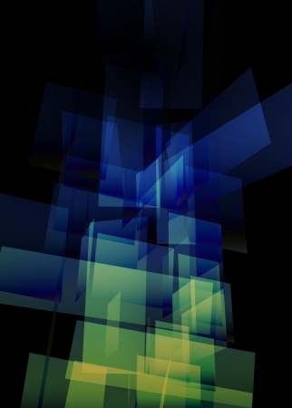 bright: Abstract Background