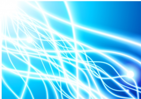 Abstract Light Line Background