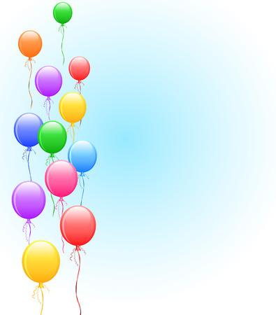 BalloonsOriginal Vector Illustration Stock Vector - 22398856