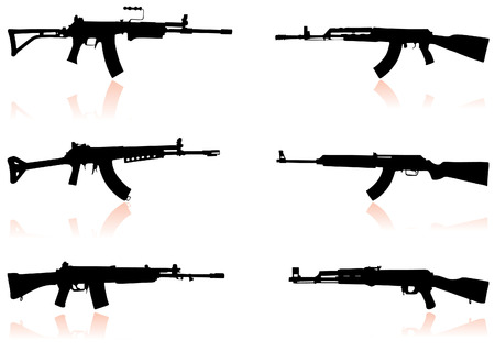 Automatic Gun Set