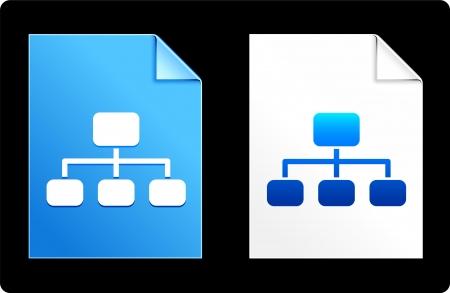 compatible: Diagramme sur papier ensemble Illustration originale de vecteur AI 8 du fichier Compatible  Illustration