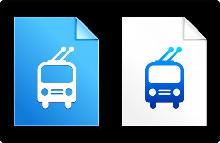 compatible: Chariot sur papier ensemble Illustration originale de vecteur AI 8 du fichier Compatible  Illustration