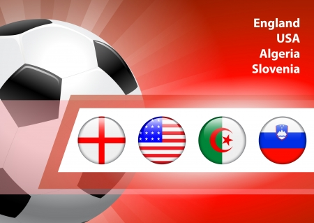 Global Soccer Event Group C