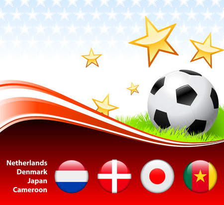 World Soccer Event Group E