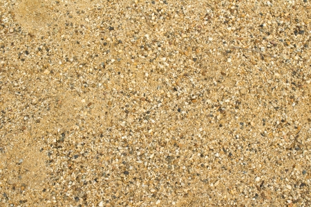 Coarse Sand Texture Stock Photo