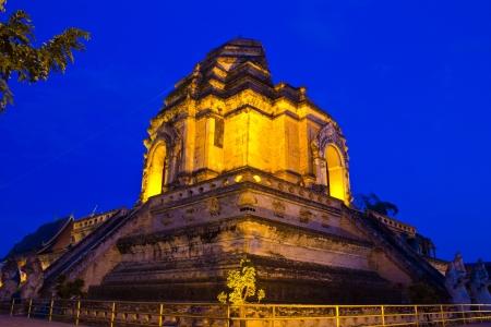 Wat Chedi Luang, Chiengmai