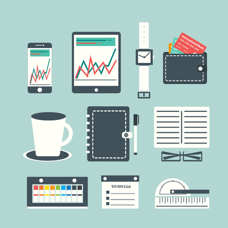 Gadgets with workspace Vector