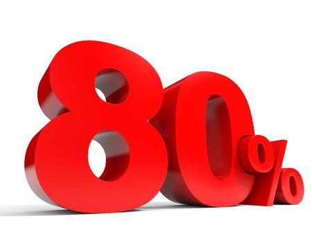 achtzig: Red achtzig Prozent aus