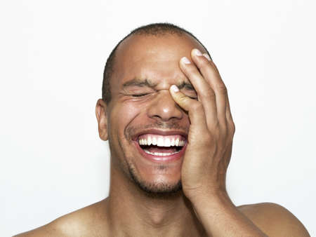 Laughing Face: Laughing Man