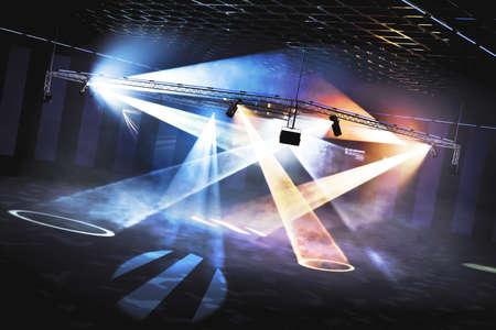 Club Disco Light Show photo