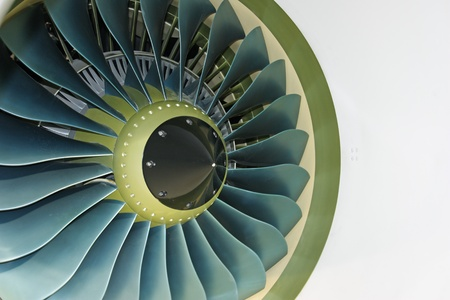 Turbo-jet engine of the plane Stock Photo - 11866593
