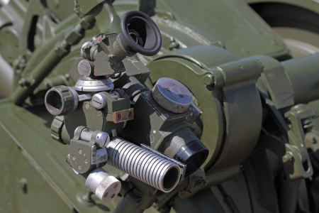 prompting: The mechanism of prompting of an artillery field-gun
