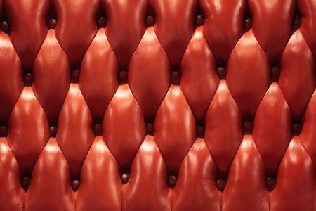 Leather upholstery of a magnificent sofa Stock Photo - 22064162