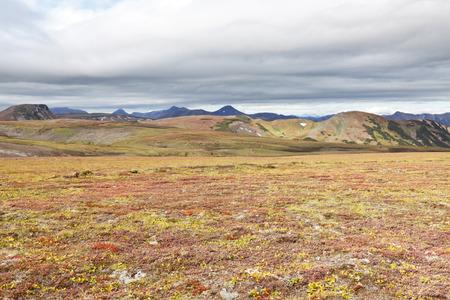 kamchatka: Far east, Russia, Kamchatka, mountain landscape Stock Photo