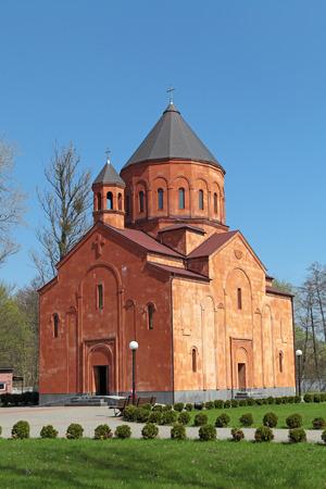 apostolic: Armenian Apostolic Church of St. Stepanos, Kaliningrad city, Russia