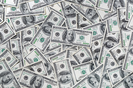 100 달러 지폐의 배경