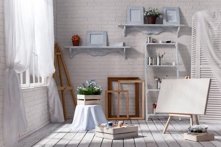 Child's Art Studio