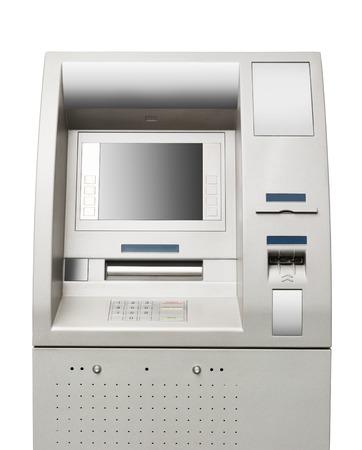 bancomat: Automated teller machine close-up
