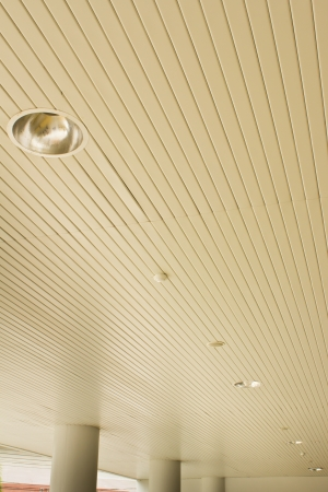 ceiling texture in new building Stock Photo - 16404597