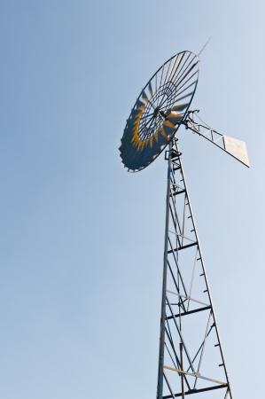 the turbine in the sky