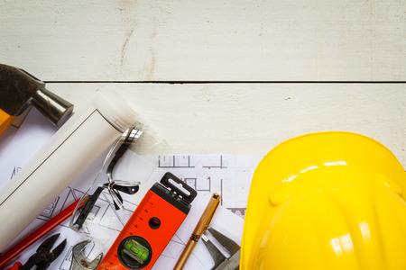 herramientas de construccion: proyecto de diseño de la construcción de herramientas en la madera