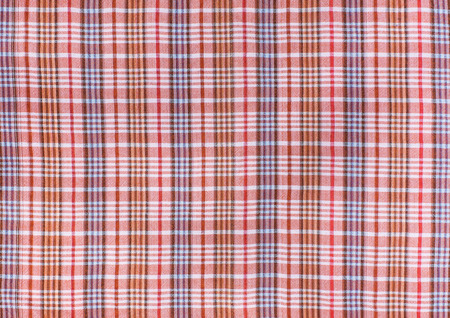 checked: checked pattern style  fabric for background Stock Photo