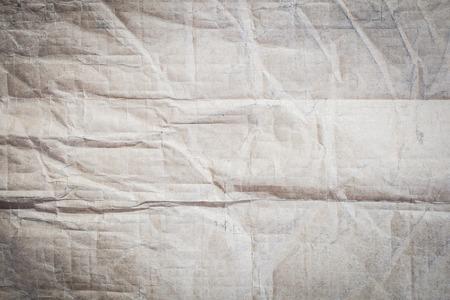 wrinkled paper: closeup brown wrinkled paper texture