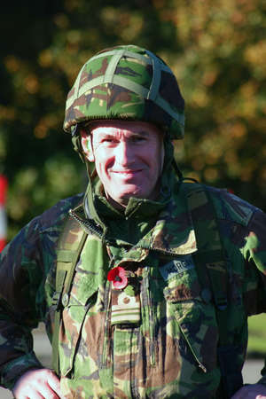 marksmanship: Military Officer