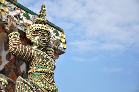 Riesen-Thai-