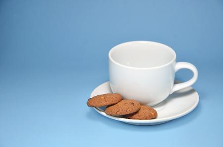Plätzchen Kaffee