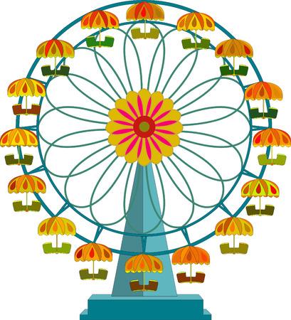 Amusement park element