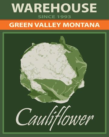 cauliflower: Cauliflower poster