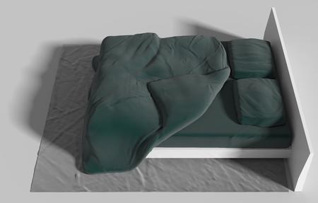 bed linen Фото со стока