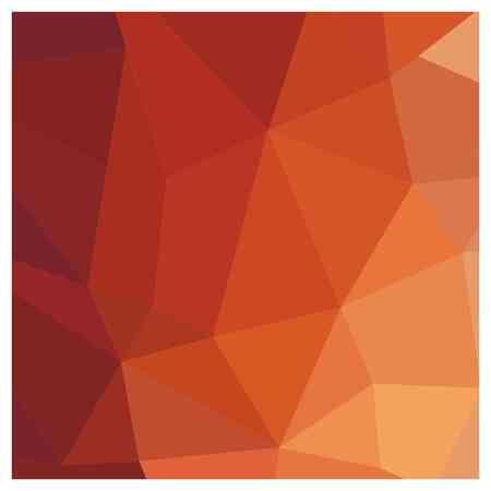 Orange polygonal background 版權商用圖片 - 109502145