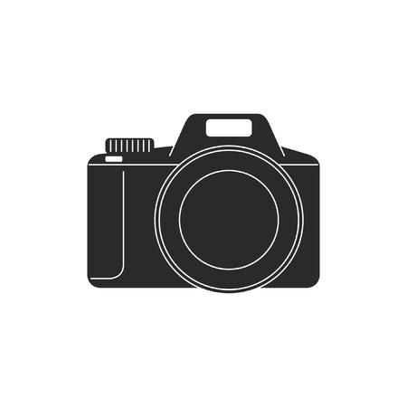 Monochrome vector camera