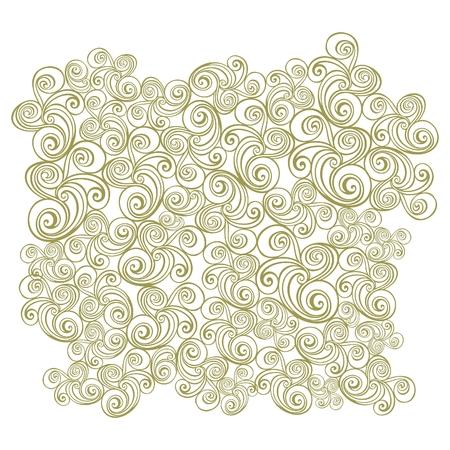 Vector Floral Pattern Background