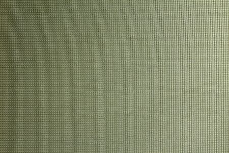 Green color textured textile background Imagens