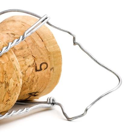 champagne cork photo