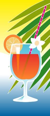 Menú de bebidas  Ilustración de vector