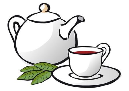 tea Stock Vector - 7694357