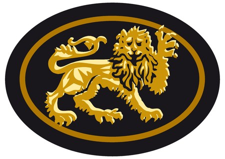 highness: Shield with lion