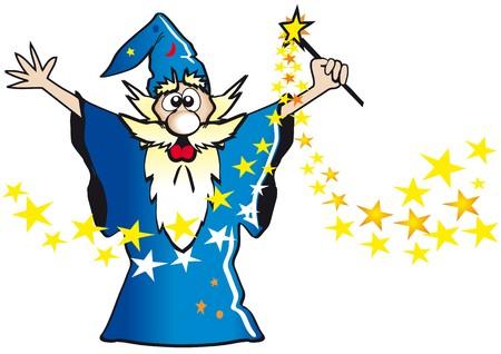 merlin: magician