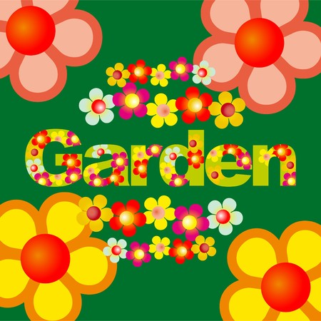 lyrics: flowers garden card