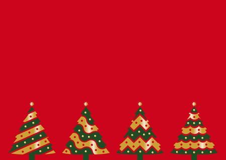 Christmas card Stock Vector - 7821564