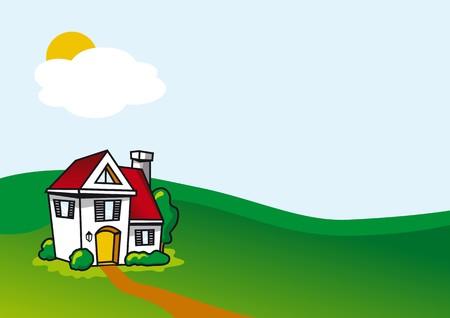 attic: cottage