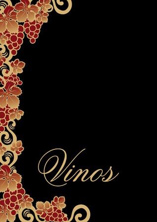 distilling: wine list