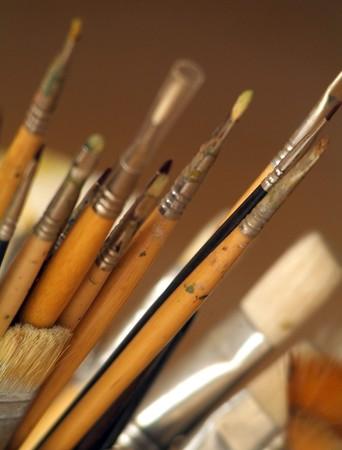 brushes photo