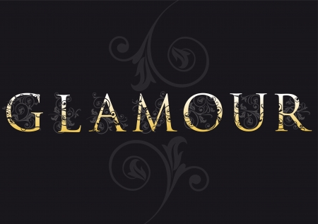 glamour Stock Vector - 8239852