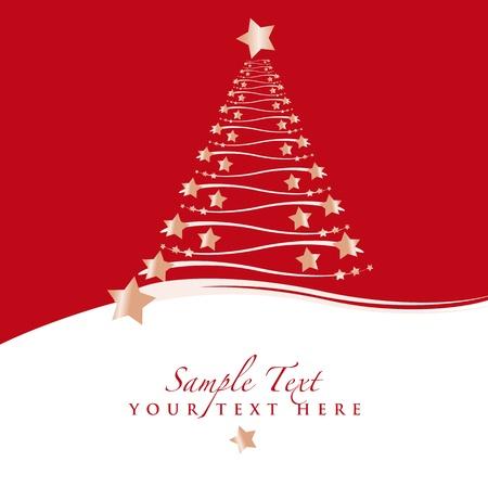 nadal: christmas tree red